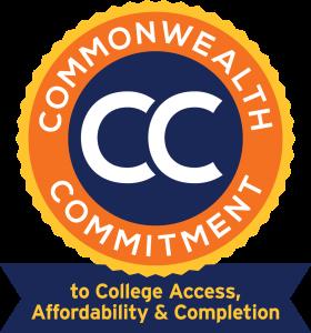 Commonwealth Commitment Logo - Seal & Tagline